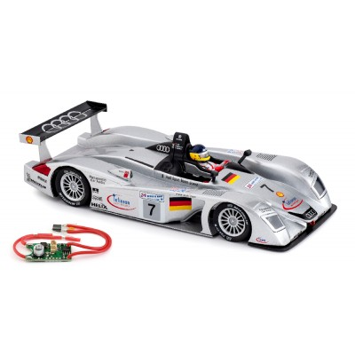 Audi R8 LMP - 3rd Le Mans...