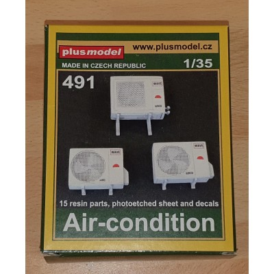 Air Conditioning Units Kit.