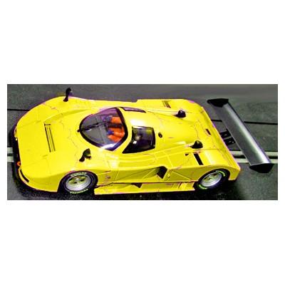 Mazda 787B i gul.