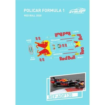 Decals til PoliCar Formula...