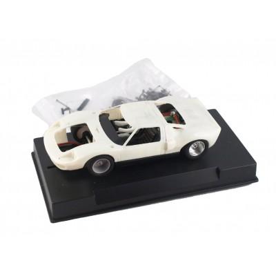 Ford GT40 hvidt kit.