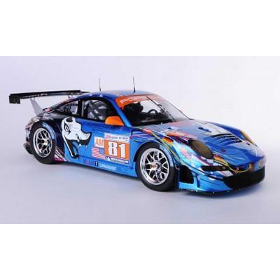 Porsche 911 Le mans 2011 -...