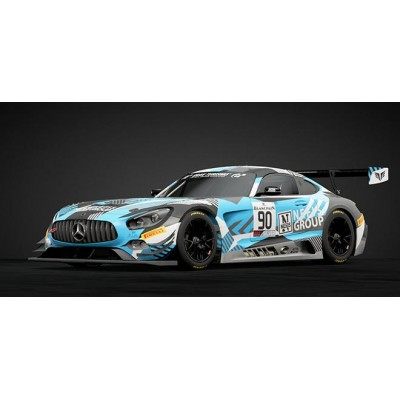 Mercedes AMG GT3 - 90 Nefis...