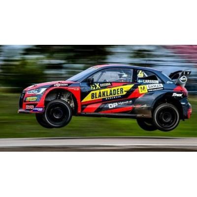 Audi S1 RX, Blaklader...