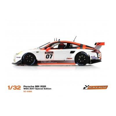 Porsche 991 RSR GT3 WES...