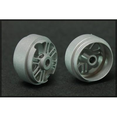 Aluminiumsfælge 16,5 X 8,5 mm.