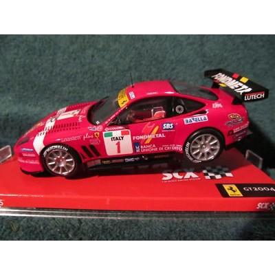Ferrari 550 GTS.