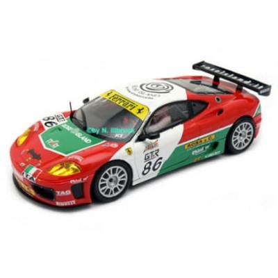 Ferrari 360 GTC.