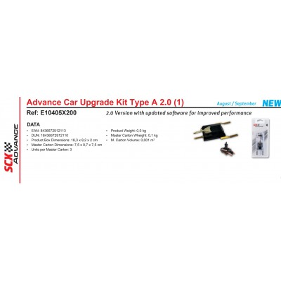 Advance Car Upgrade Kit...