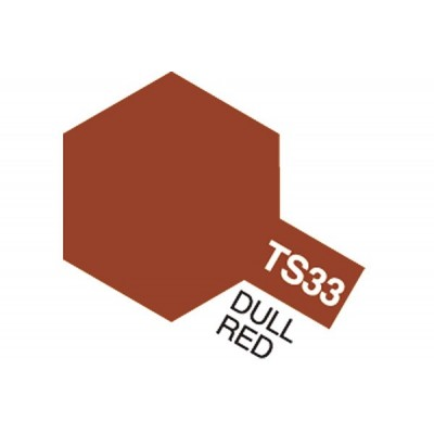 TS-33 Dull red.