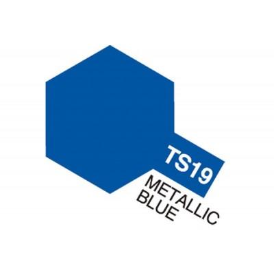 TS-19 Matallic blue.