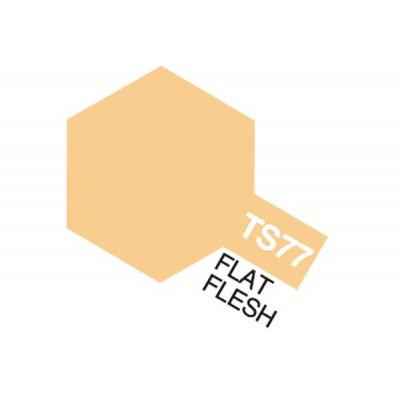 TS - 77 Flat flesh.