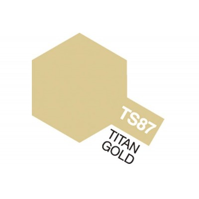 TS87 Titan gold.
