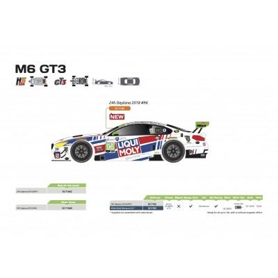 BMW M6 GT3.