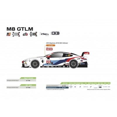 BMW M8 GTLM - 24h Daytona...