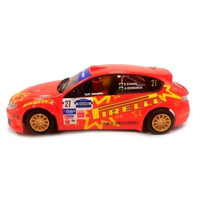 Subaru Pirelli Evans.