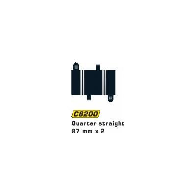 Quarter straight