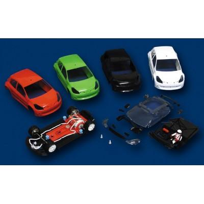 Renault Clio body kit sort