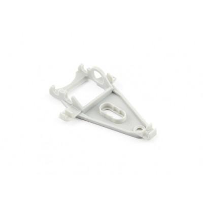 Triangular sidewinder motor mount