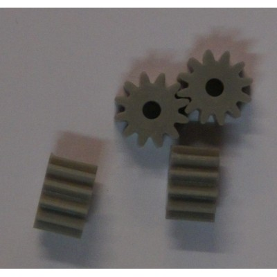Soft plastic 12 tands anglewinder pinion.