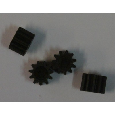 Soft plastic 11 tands sidewinder pinion