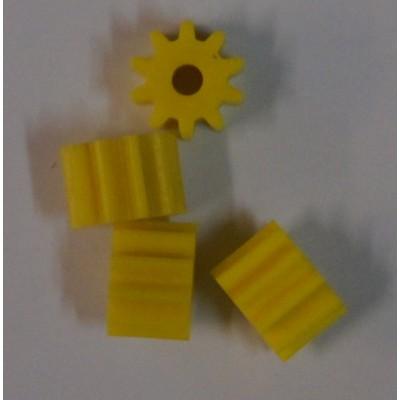 Soft plastic 10 tands sidewinder pinion
