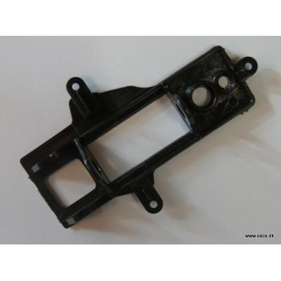 Inline motor holder