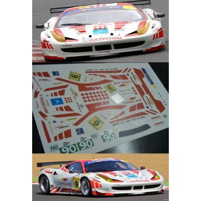 Ferrari 458 Carglass