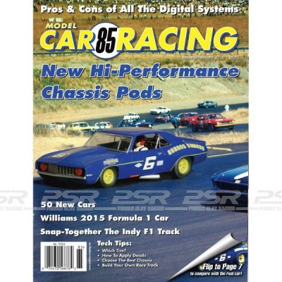 Model Car Racing Magasin nr. 85