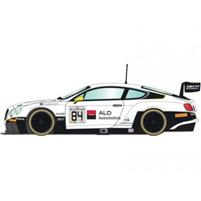 Bentley Continental GT3 - Blancpain Series 2015