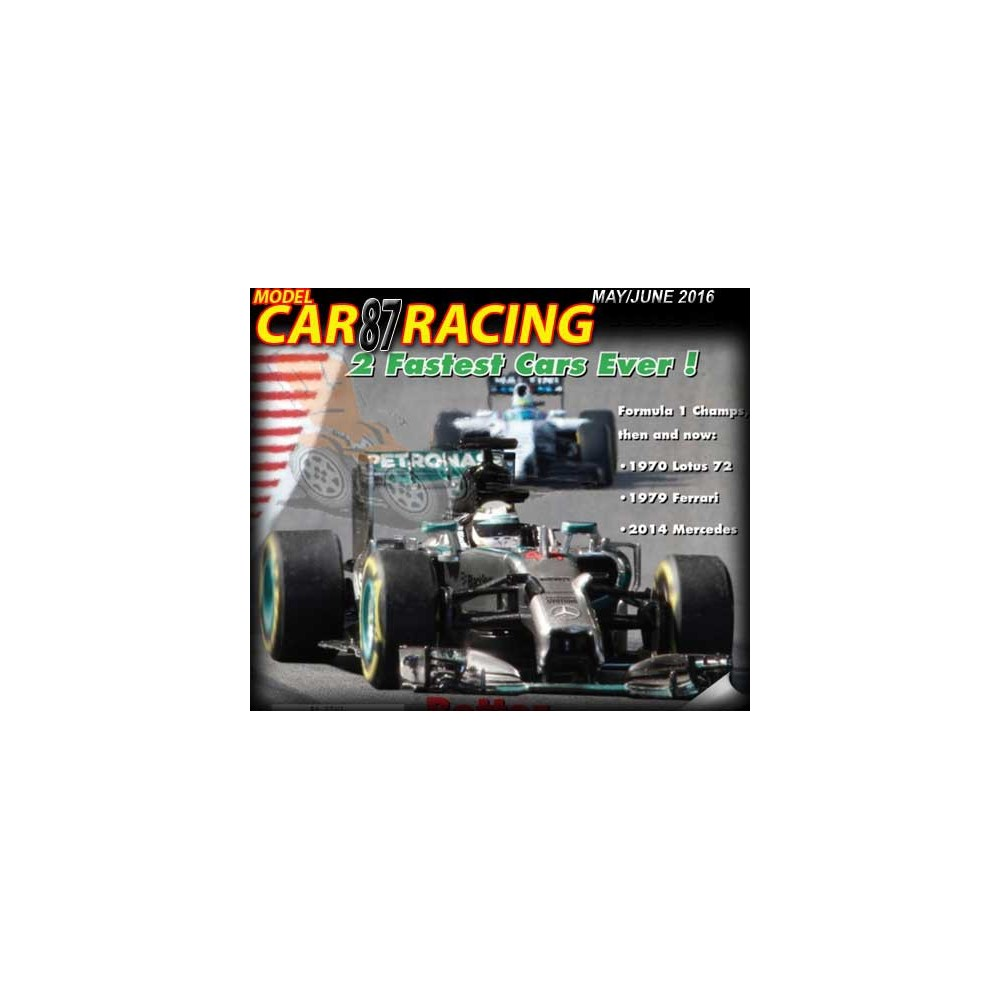 Model Car Racing magasin nr. 87