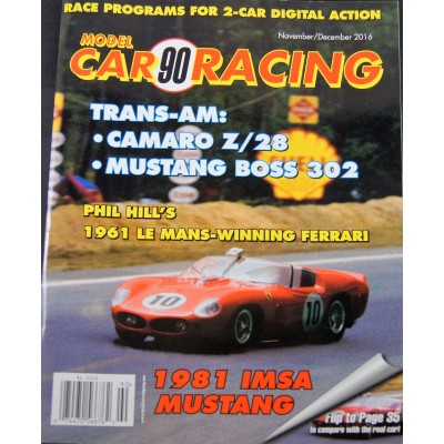 Model Car Racing magasin nr. 90