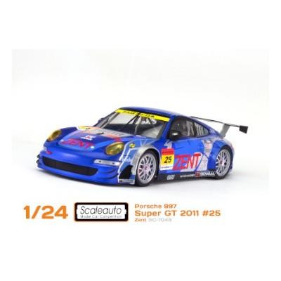 Porsche RSR Le Mans 2011