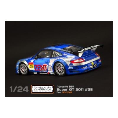 Porsche 911 GT3 RSR Super GT 2011