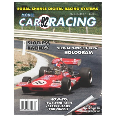 Model Car Racing magasin nr. 92