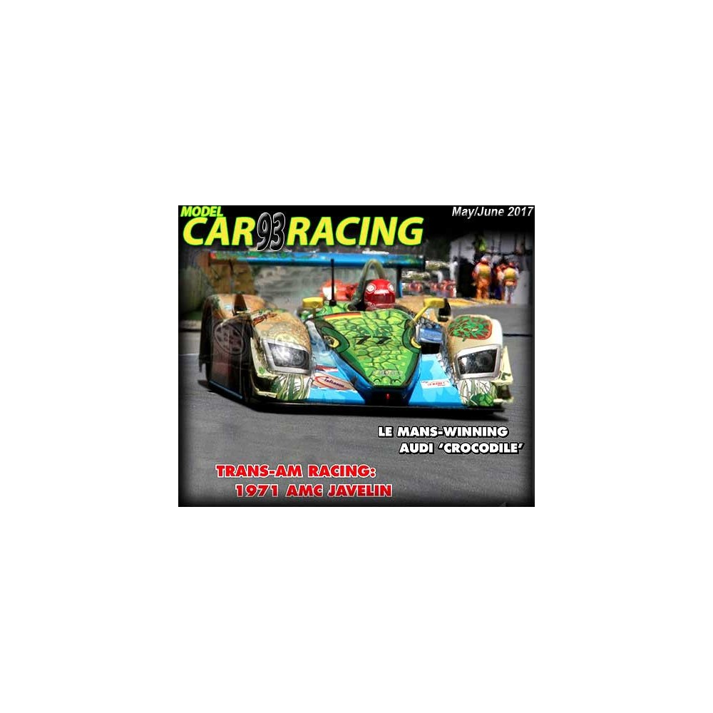 Model Car Racing magasin nr. 93
