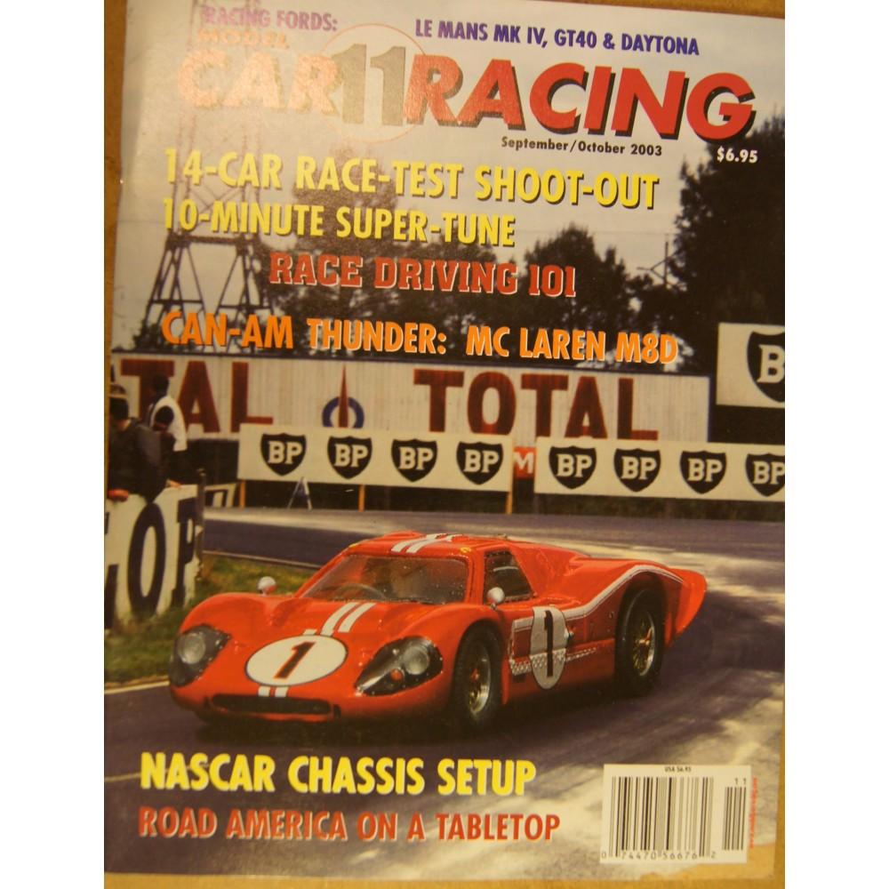 Model Car Racing magasin nr. 11