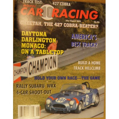 Model Car Racing magasin nr. 10