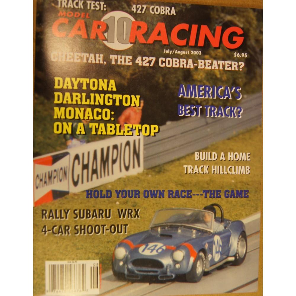 Model Car Racing magasin nr. 10