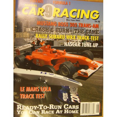 Model Car Racing magasin nr. 09