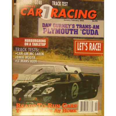 Model Car Racing magasin nr. 07