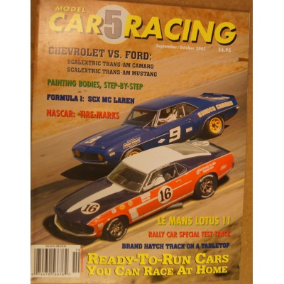 Model Car Racing magasin nr. 05