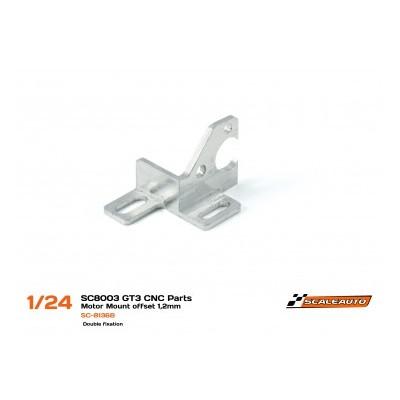 Motor mount offset 1,2 mm