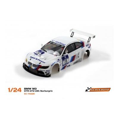 BMW M3 GTR-GT2 24h Nurburgring