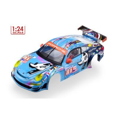 Porsche 911 RSR Le Mans 2011