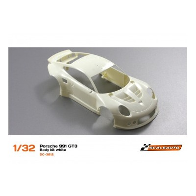 Porsche 991 GT3 body kit
