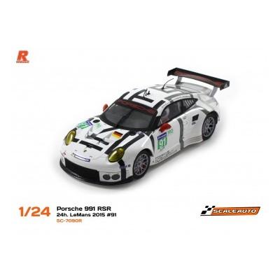 Porsche 911 (991) RSR LM 2015