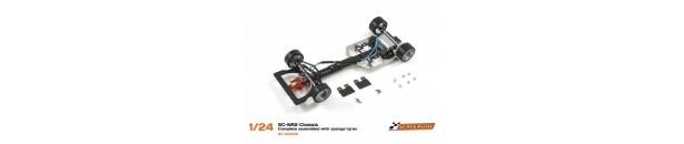 NR2 Klasse 1 chassis dele