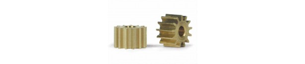 8 tands pinion